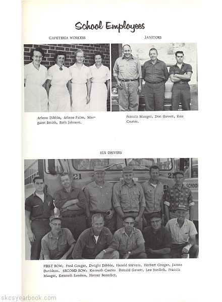 SKCS Yearbook 1962•7 South Kortright Central School Almedian