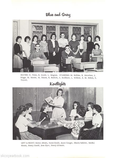 SKCS Yearbook 1962•26 South Kortright Central School Almedian