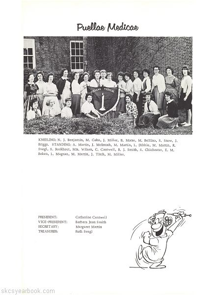 SKCS Yearbook 1962•27 South Kortright Central School Almedian