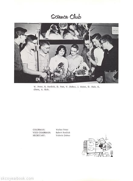 SKCS Yearbook 1962•28 South Kortright Central School Almedian