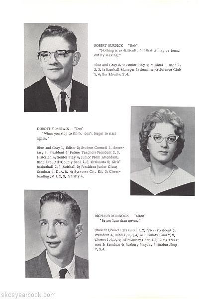 SKCS Yearbook 1962•48 South Kortright Central School Almedian