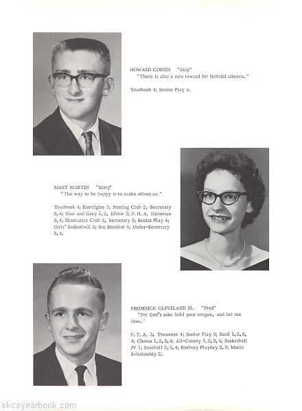 SKCS Yearbook 1962•50 South Kortright Central School Almedian