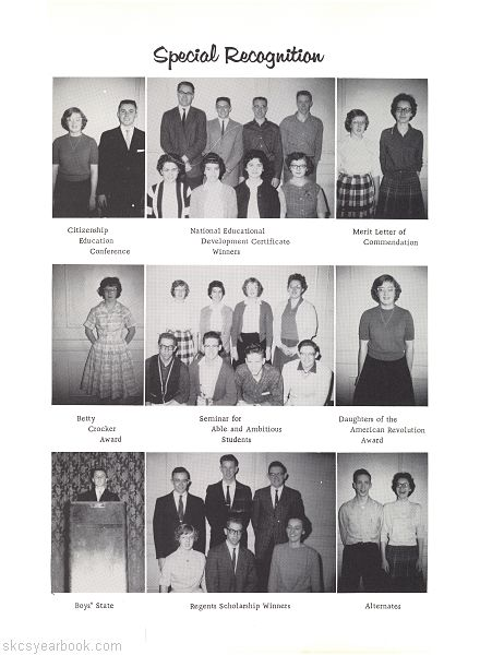 SKCS Yearbook 1962•56 South Kortright Central School Almedian