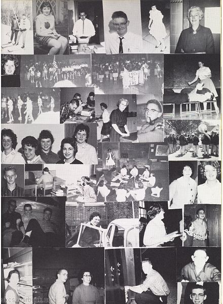 SKCS Yearbook 1962•57 South Kortright Central School Almedian