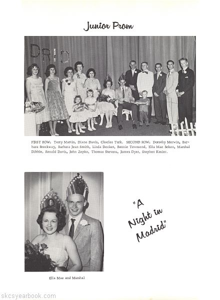 SKCS Yearbook 1962•58 South Kortright Central School Almedian