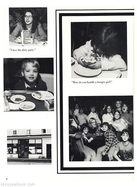 SKCS Yearbook 1980•8 South Kortright Central School Almedian