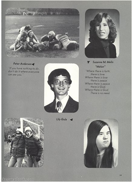 SKCS Yearbook 1980•19 South Kortright Central School Almedian