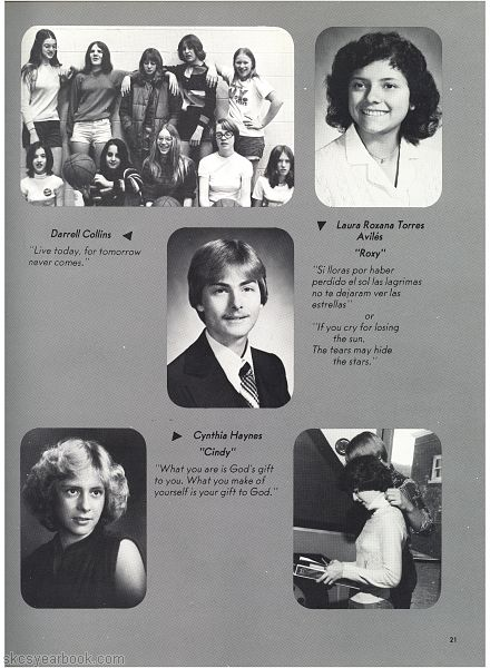 SKCS Yearbook 1980•21 South Kortright Central School Almedian