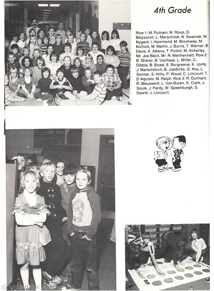 SKCS Yearbook 1980•50 South Kortright Central School Almedian