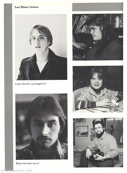 SKCS Yearbook 1980•56 South Kortright Central School Almedian