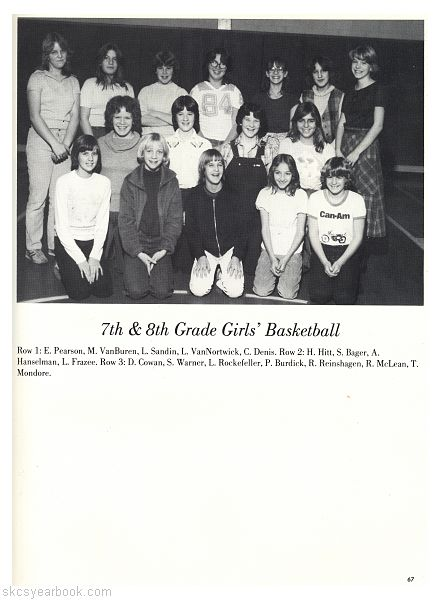 SKCS Yearbook 1980•67 South Kortright Central School Almedian