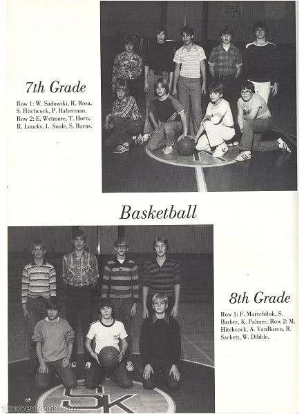 SKCS Yearbook 1980•68 South Kortright Central School Almedian