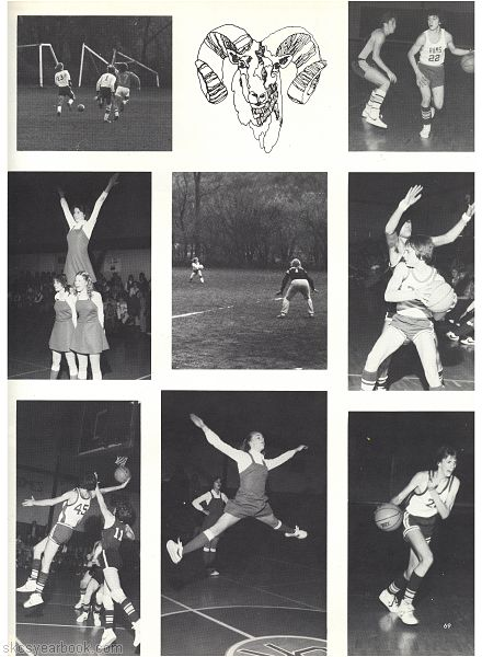 SKCS Yearbook 1980•69 South Kortright Central School Almedian