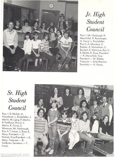 SKCS Yearbook 1980•75 South Kortright Central School Almedian