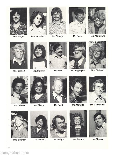 SKCS Yearbook 1980•90 South Kortright Central School Almedian