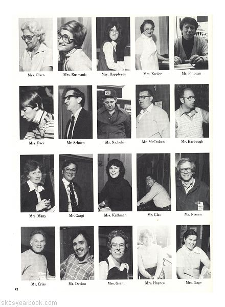SKCS Yearbook 1980•92 South Kortright Central School Almedian